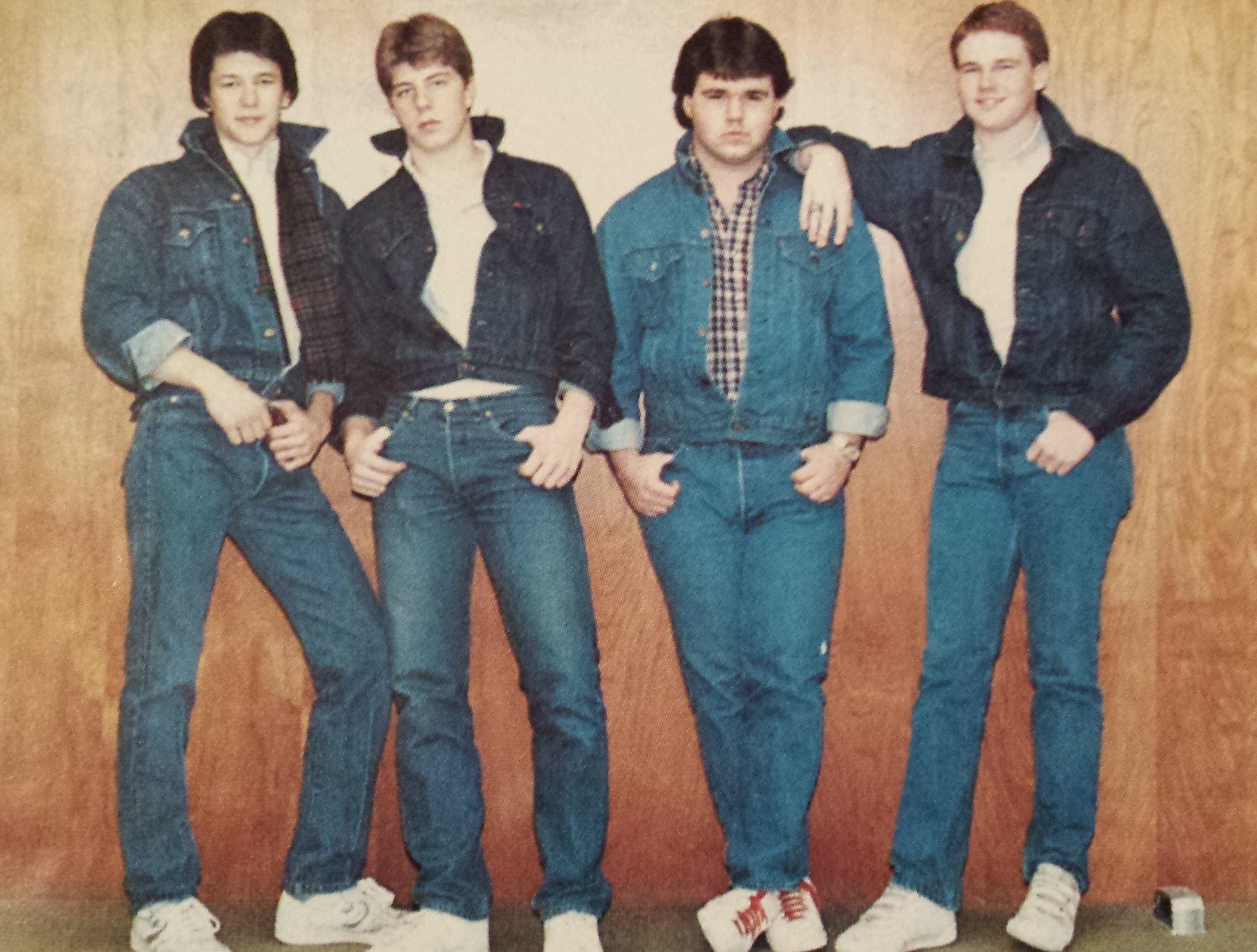 jeans fashon